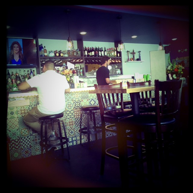 Lola's Mexican Cuisine's Bar in Bixby Knolls
